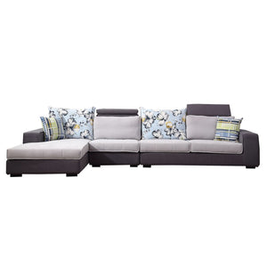 Accrington Modern-style sectional Sofa - Best Wish Shopping