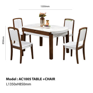 Acoustics Dining table set - Dining Table