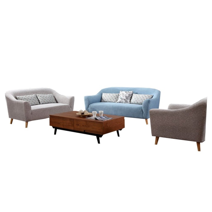 Adorable Triple Loveseats