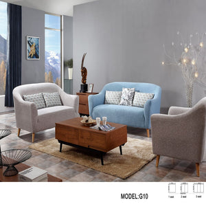 Adorable Triple Loveseats - Best Wish Shopping