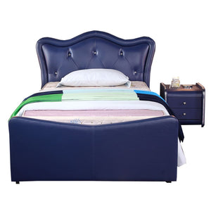 Alrai Upholstered Panel Bed - Best Wish Shopping