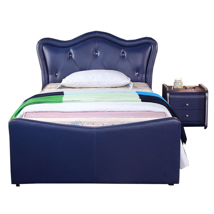 Alrai Upholstered Panel Bed