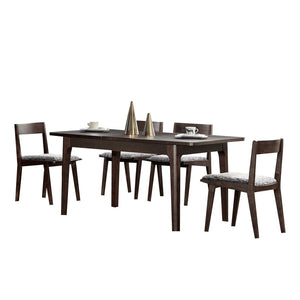 Alvin Super-sturdy Dining Table - Best Wish Shopping