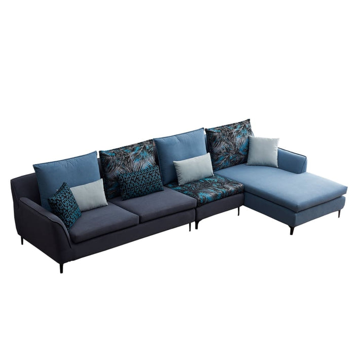 Amazing Blue Sofa Bed