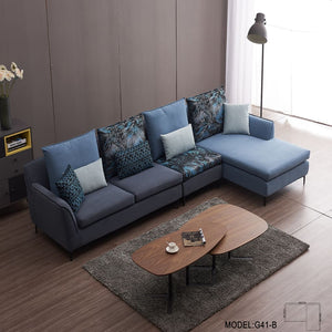 Amazing Blue Sofa Bed - Best Wish Shopping