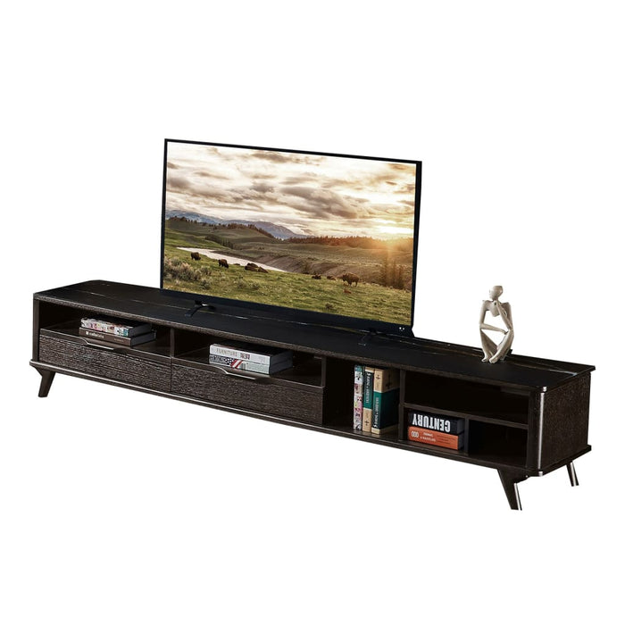 Andy Glass Topper Tv Cabinet