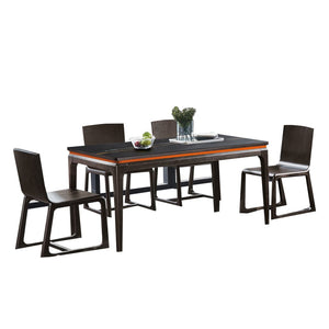Andy Polish Coat Dining Table - Best Wish Shopping