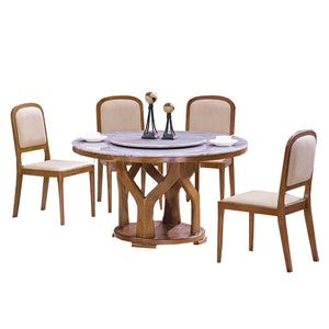 Benchwright Pedestal Dining Table - Best Wish Shopping