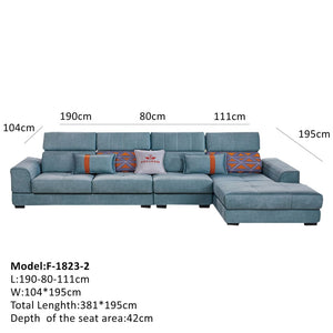 Best Sectional Sofa with Decorative Modern Design - Best Wish Shopping