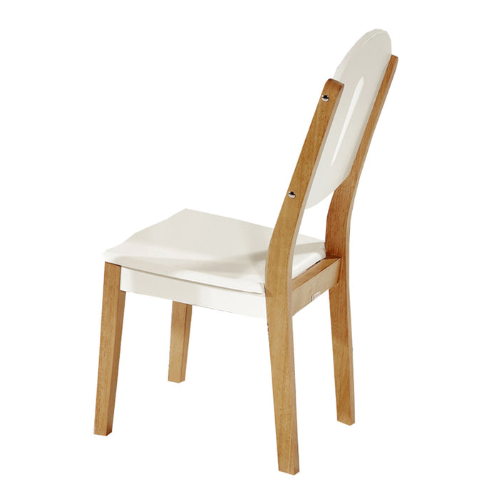 Phoenix star wood chair