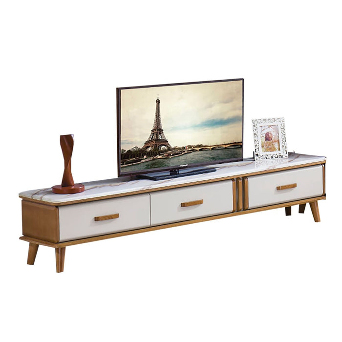 Cable Management TV Cabinet