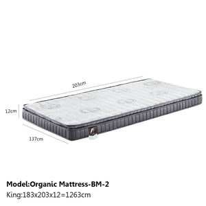 Cobalt Firm Medium-Hard Mattress - Best Wish Shopping