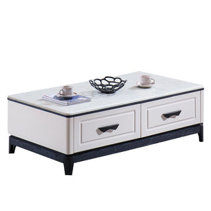 Coffee Table with Fine Compartment - Best Wish Shopping