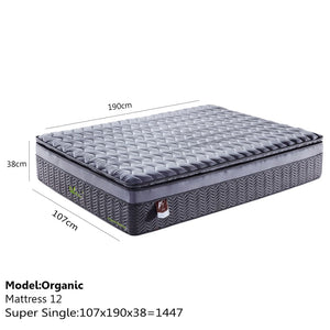 Comfortable Mattress With Pocket Spring System - Best Wish Shopping