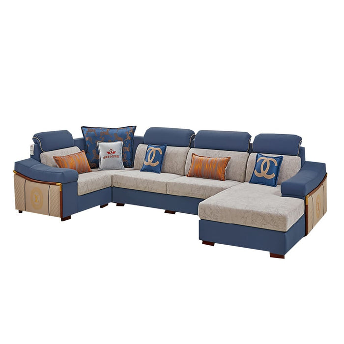 Comfortable Sectional Sofa with Durable Design