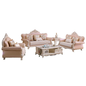 Comforter Sofa Set II - Sofa set