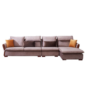Comfy grayish pink Sofa Bed - Best Wish Shopping
