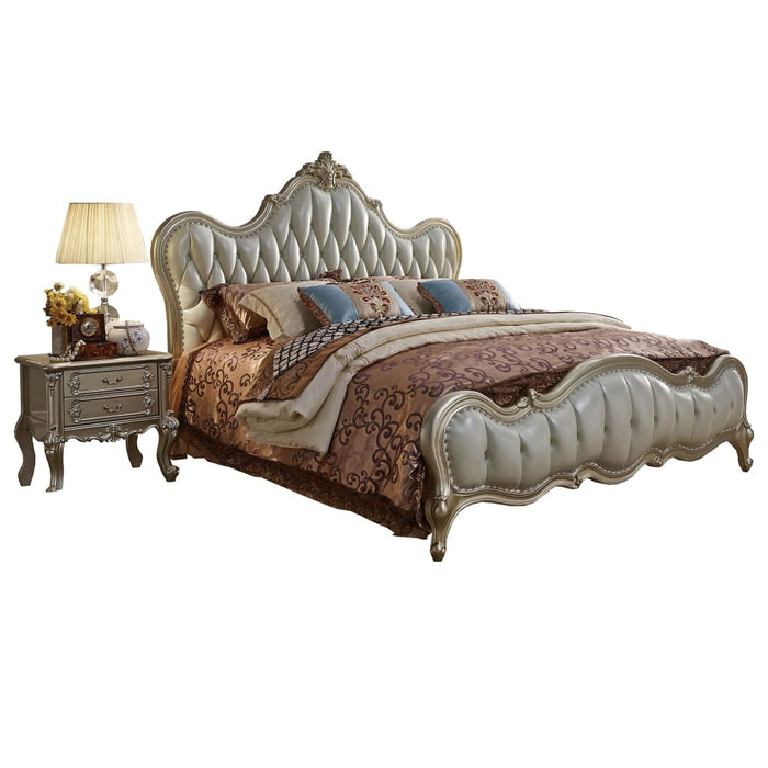 Durable Tufted Bed