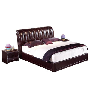 Cozy and Affordable Upholstered Platform Bed - Best Wish Shopping