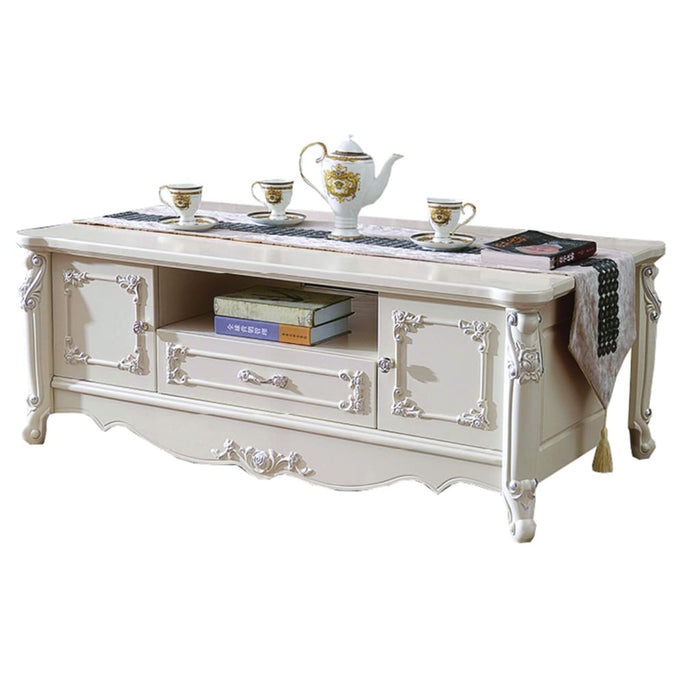 Cream Classical Style Teapoy II