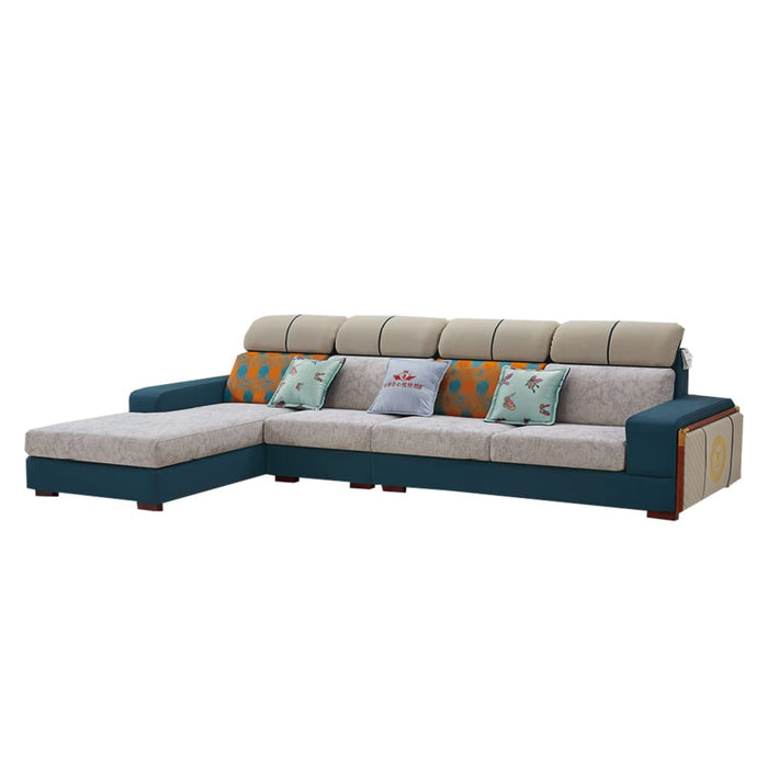 Durable Sectional Sofa With Excellent Reclining Features