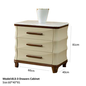 Easy Sliding 3 Drawers Cabinet - Best Wish Shopping