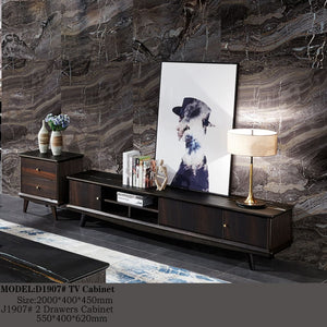 Edmond Finch Tv Cabinet - Best Wish Shopping