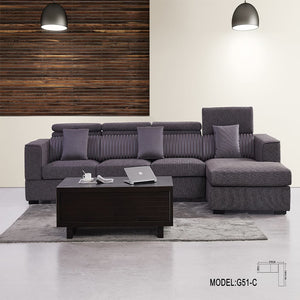 Exquisite Gray Sofa Bed - Best Wish Shopping