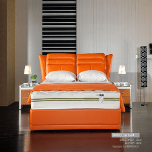 Exquisitely Designed Upholstered Panel Bed for your Master Suite - Best Wish Shopping