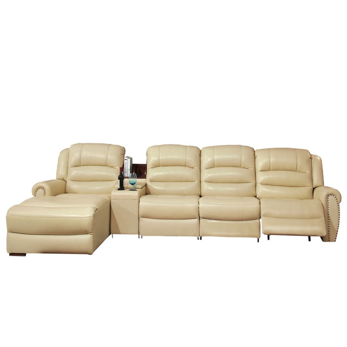 Functional Recliner Sofa with Modular Capabilities
