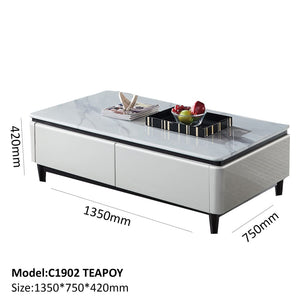 Gloss coat Teapoy/Multifunctional Teapoy - Best Wish Shopping