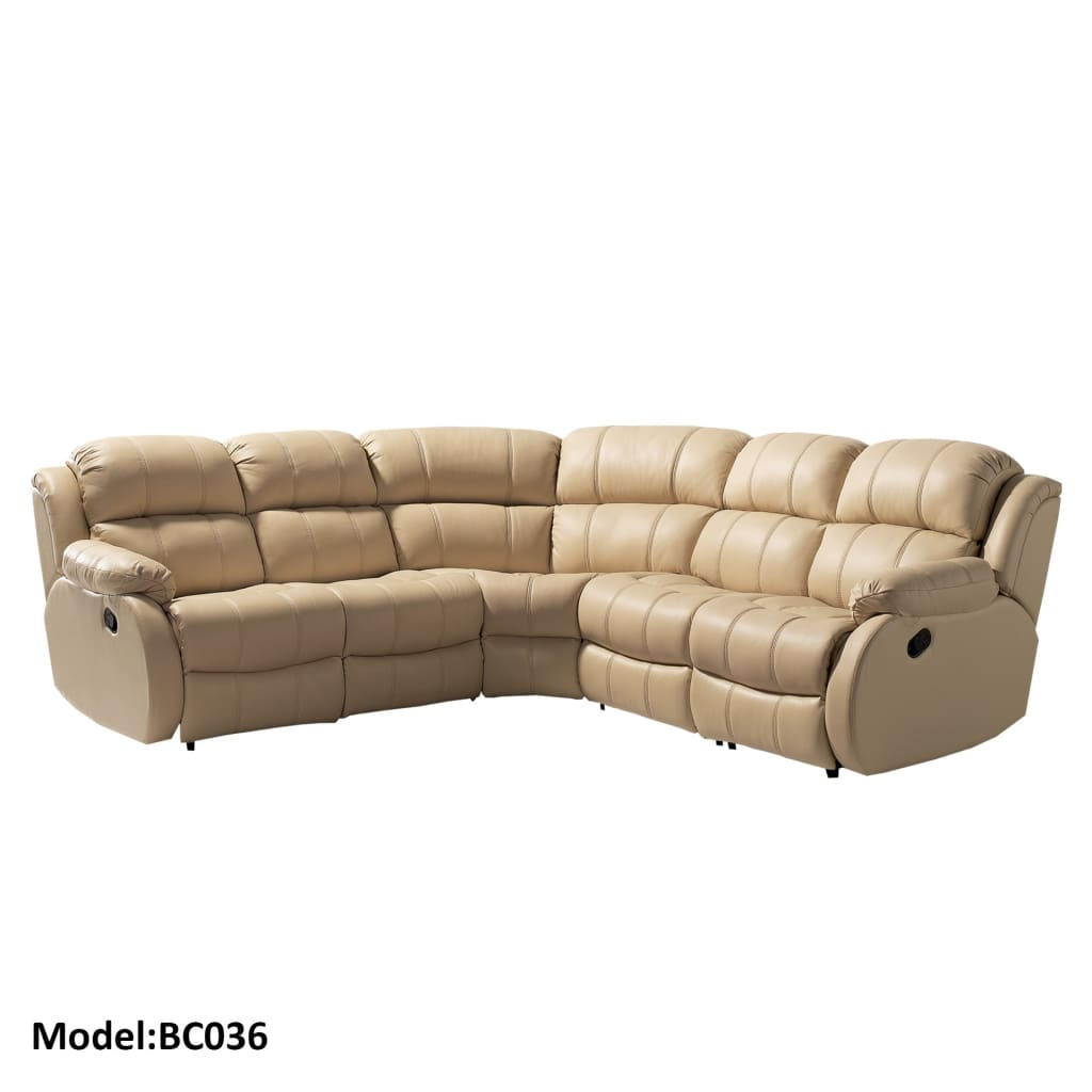 Hamburg Manual Recliners Functional Sofa