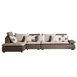 Hamilton Left chaise sofa+1 Seat+ 3seat Sofa Bed - Best Wish Shopping