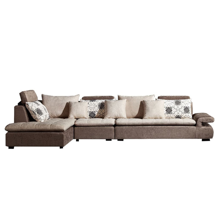 Hamilton Left chaise sofa+1 Seat+ 3seat Sofa Bed