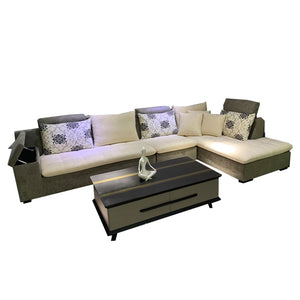 Hamilton Right chaise sofa +3 seat +1 seat - Best Wish Shopping