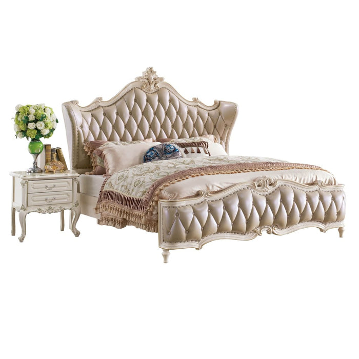 High Quality Tufted Bed Frame For Perfect Comfort