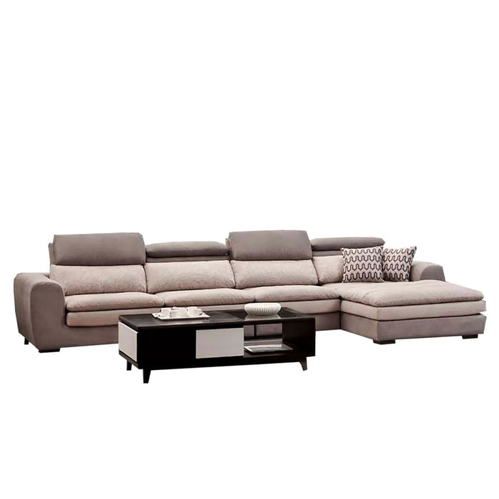 Kastrol Upholstered Chaise Sofa Bed