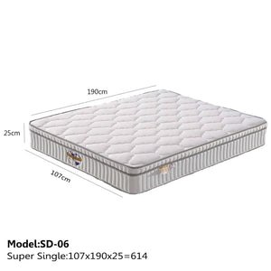 Kluft Royal Classic Memory Foam - Best Wish Shopping