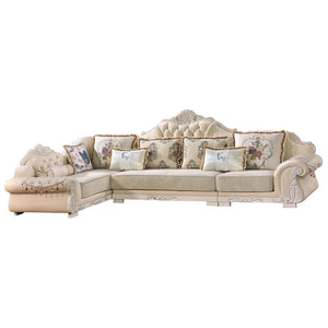 Kyra 1+3Seat+Chaise bed - Sofa Chaise
