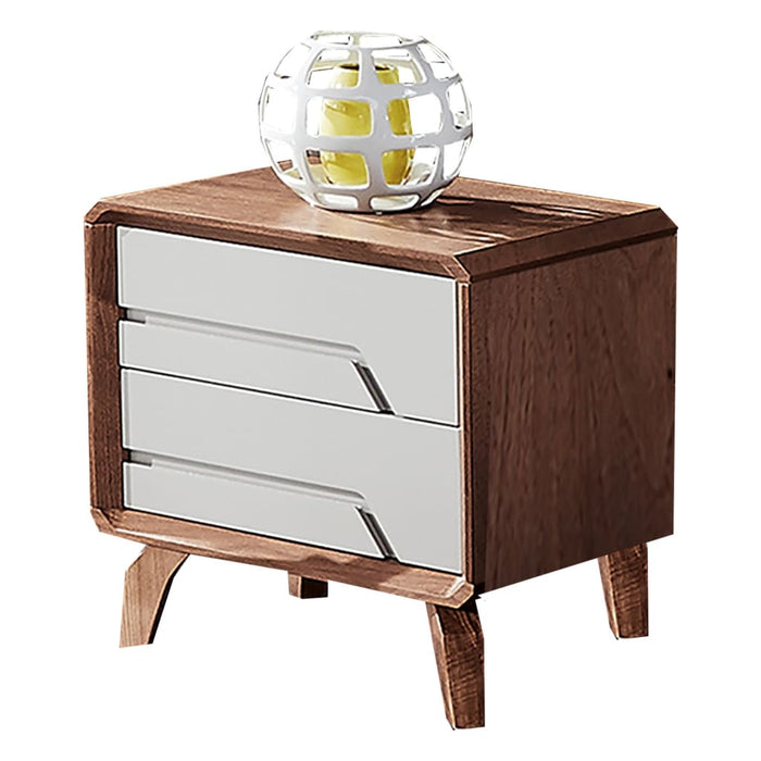 Louis Charismatic Two Drawers Cabinet