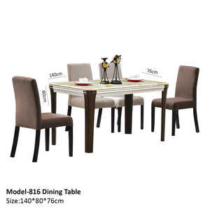 Comfy Dining Table for Every Home.