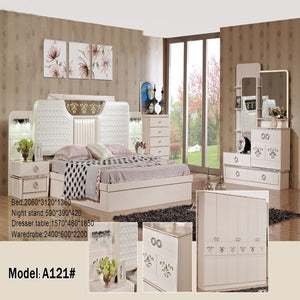 Platform customizable bedroom set - Bedroom Suite