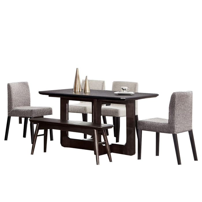 Raymond Contemporary Style Dining Set