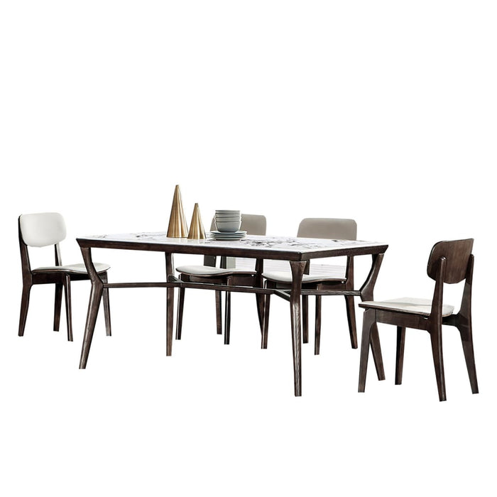 Red Oak Dining set