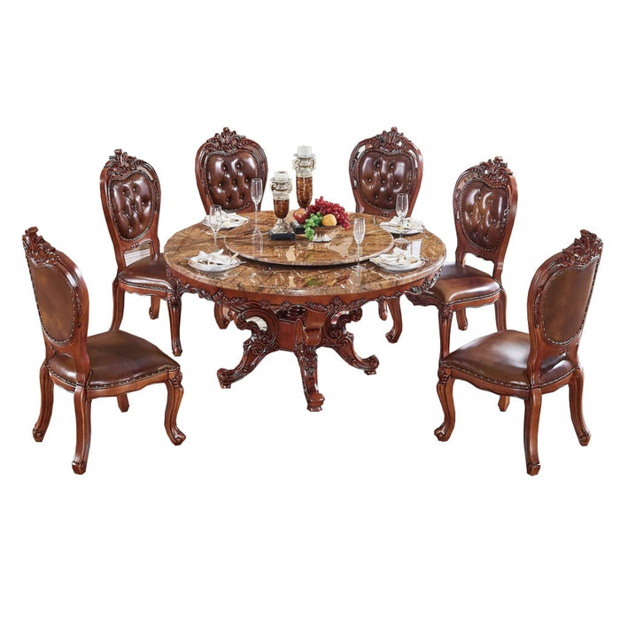 Royal Style Dining Table Set