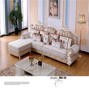 Royalty personified Sofa bed - Sofa Chaise