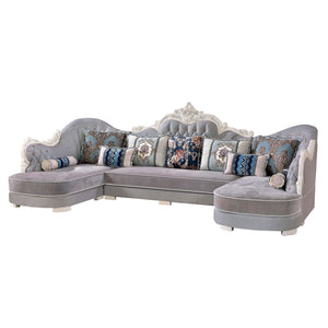 Satorini 3Seat+Chaise bed - Sofa Chaise