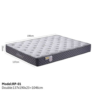 Sears Pain Relief Memory Foam - Double - Mattress