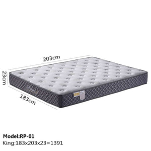 Sears Pain Relief Memory Foam - King - Mattress