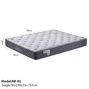 Sears Pain Relief Memory Foam - Single - Mattress